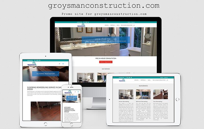 groysmanconstruction.com